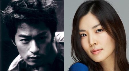 """Kim So Yeon and Joo Jin Mo Cast in Spy Action Movie """"Coffee"""""""