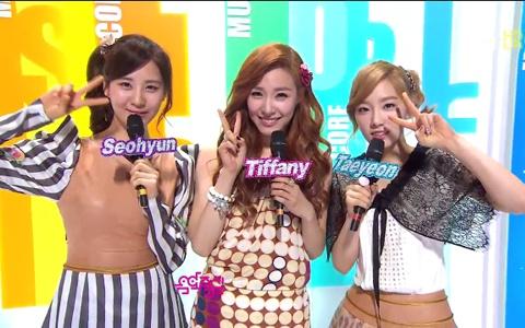 MBC Music Core 02.25.2012