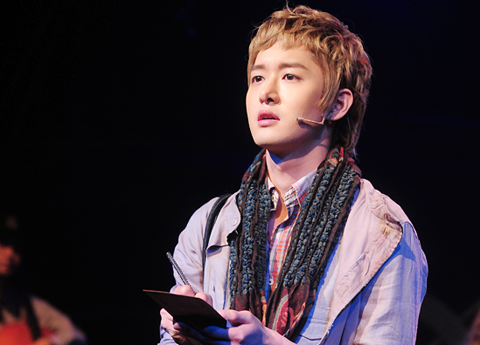 "Nichkhun Look-a-like Cast in Jang Geun Suk & YoonA's ""Love Rain"""