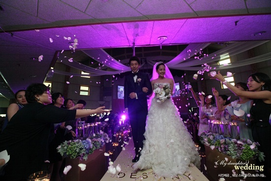 [UPDATED] Eugene's Wedding Dress + Big Bang's Taeyang's Personal Gift!