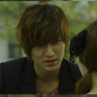 """City Hunter's"" Lee Min Ho Embarrasses Goo Hara ""Hey Kid, You're Not My Type"""