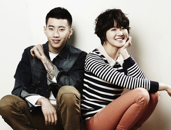 Lee Si Young and Jay Park Look Like a Couple Even Off Camera