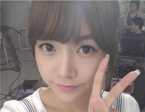 T-ara's So Yeon Transforms into a Lovely Bride