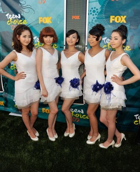 WonderGirls Reach #76 in the US Billboard Singles Chart