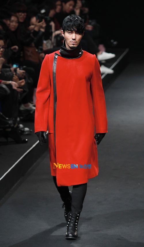SONG ZIO, 2011 F/W Seoul Fashion Week