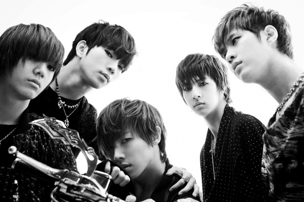 """MBLAQ to Release First Official Japanese DVD """"Mona Lisa Style"""""""