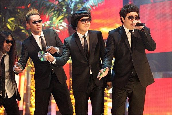 Weekly K-Pop Music Chart 2010 – August Week 3