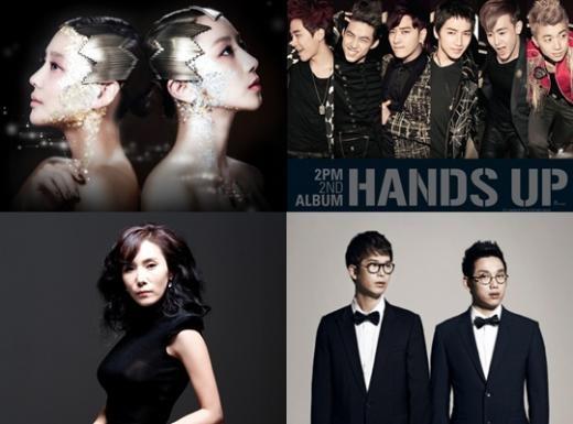 "2PM, ""Hands Up"" 10cm's ""Americano"" Branded as ""Hazardous Media"""
