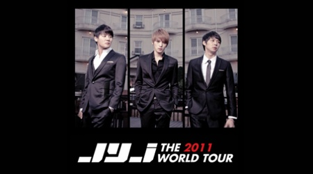 Powerhouse Announces US and Canada Stops for JYJ 2011 World Tour