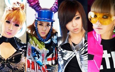 """2NE1 Achieves All-Kill Status Within Hours of """"I Am the Best"""" Release"""