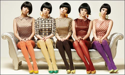Wonder Girls Selected As Artist Of The Month By AOL