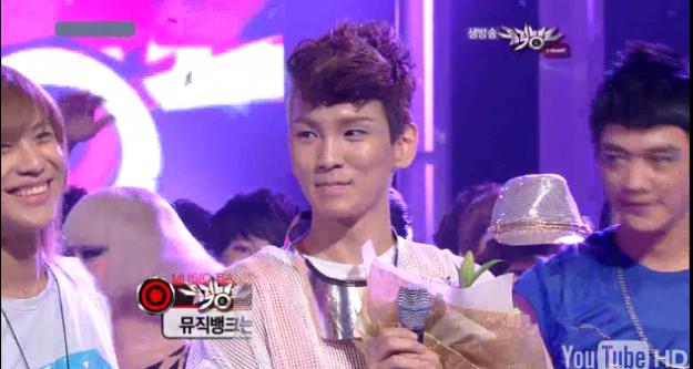 KBS Music Bank 07.30.10 Performances