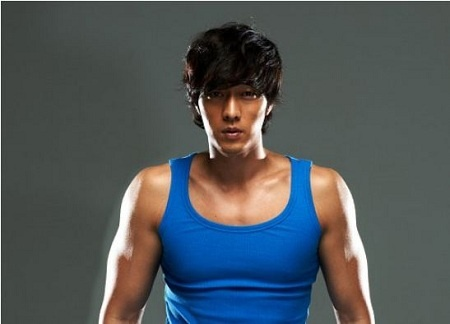 [Updated] So Ji Sub Endorses Sports Drink Powerade
