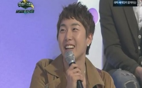 """Busker Busker's Jang Bum Joon:""""When they were announcing who won I dozed off."""""""