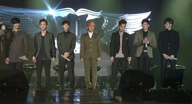 BTOB Holds Debut Showcase (Video Included)