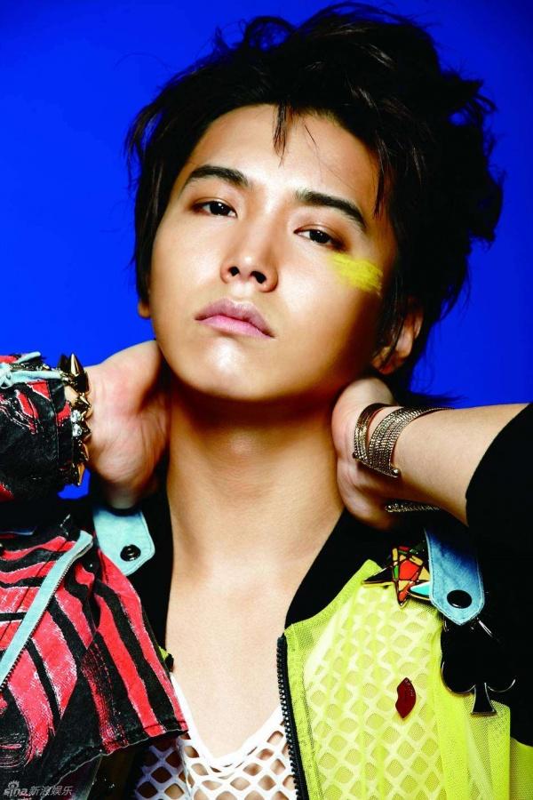 Super Junior's Sungmin Is Active in Volunteering