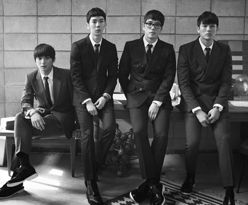 """2AM's """"I Wonder If You Hurt Like Me"""" #1 on Billboard's K-Pop Hot 100 For Second Consecutive Week"""