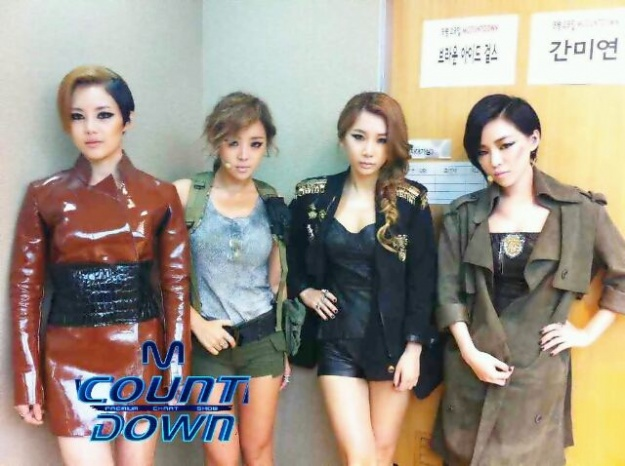 Mnet M Countdown 10.13.2011