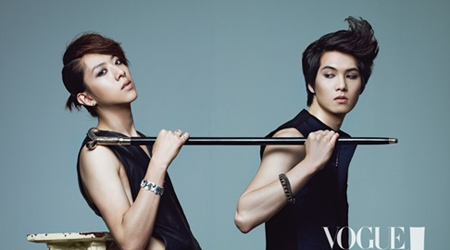 CNBLUE In Vogue Girl