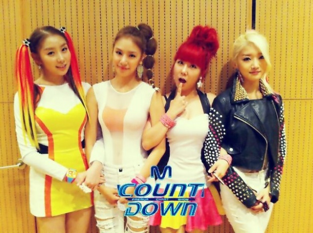 Mnet M! Countdown Releases Tonight's Setlist