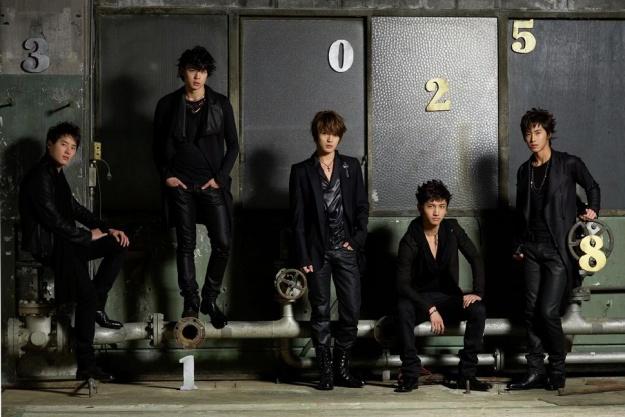 ALBUM The Secret Code (Tohoshinki Official Site) [TVXQ]
