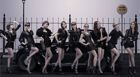 "SNSD Reveals ""Mr. Taxi"" Music Video"