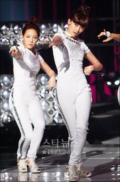 KBS Music Bank 03.19.10 (Girls' Generation)