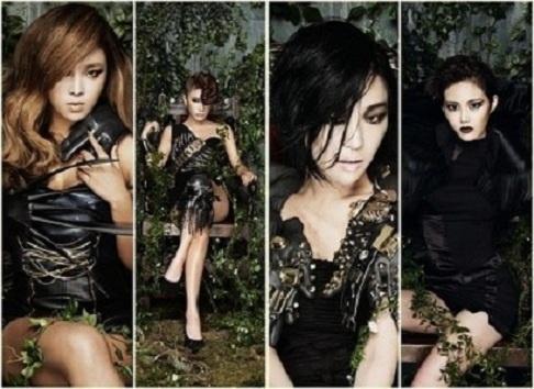 Weekly K-Pop Music Chart 2011 – October Week 4