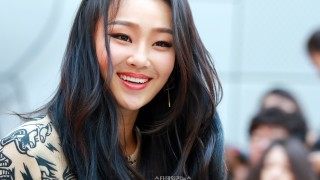 Hyorin Fashion Week Seoul 2016