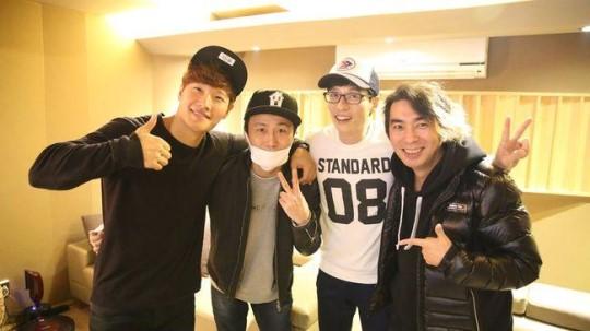 Yoo Jae Suk, Jessi, K.Will, y Park Jung Hyun colaboran en el nuevo álbum de Turbo