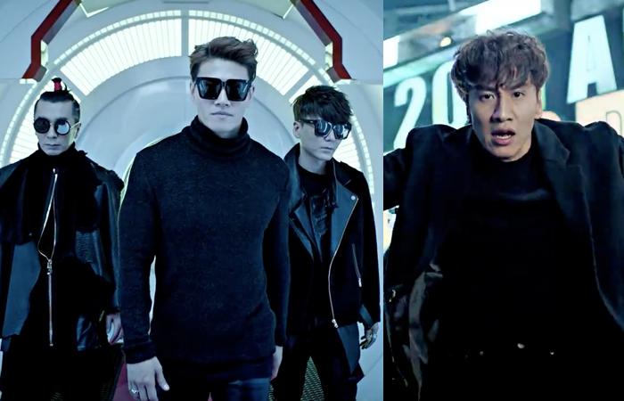 "Turbo regresa con ""Again"" feat. Yoo Jae Suk – Lee Kwang Soo y Cha Tae Hyun aparecen en el video musical"
