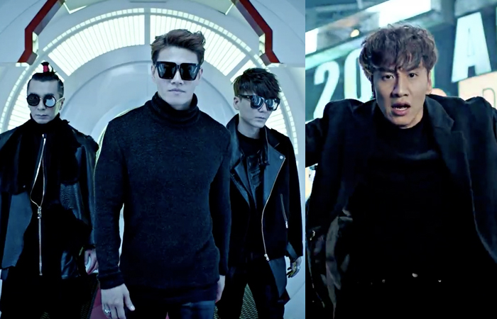 "Turbo regresa con ""Again"" feat. Yoo Jae Suk – Lee Kwang Soo y Cha Tae Hyun aparecen en el video musical"
