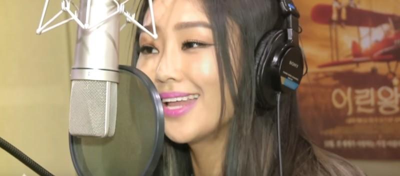 """Hyorin de SISTAR canta el tema """"Turnaround"""" para el OST de la película """"El Principito"""""""