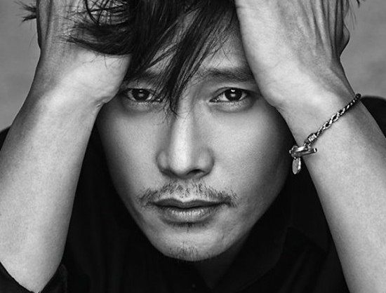 "El apuesto actor Lee Byung Hun para la revista ""Dazed Korea"""