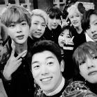 Eric Nam comparte una foto junto a BTS