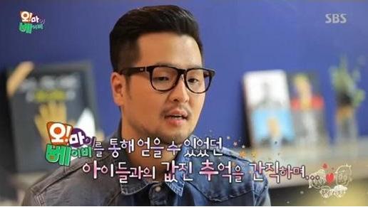 """La familia de Kim Tae Woo dejará el programa """"Oh My Baby"""""""