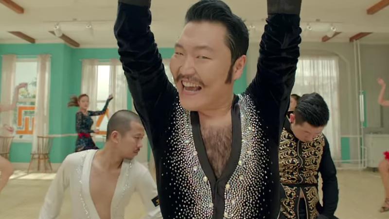 """""""Daddy"""" de PSY gana Inkigayo por tercera semana consecutiva"""