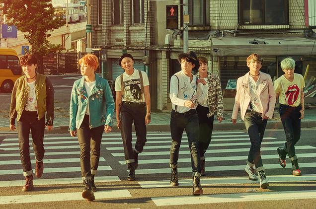 """BTS se une a BIGBANG y EXO en los """"5th Gaon K-Pop Awards"""""""