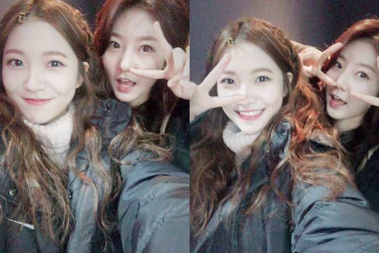 "Kim Sae Ron se toma adorables fotos con su ""novia"" Yeri de Red Velvet"
