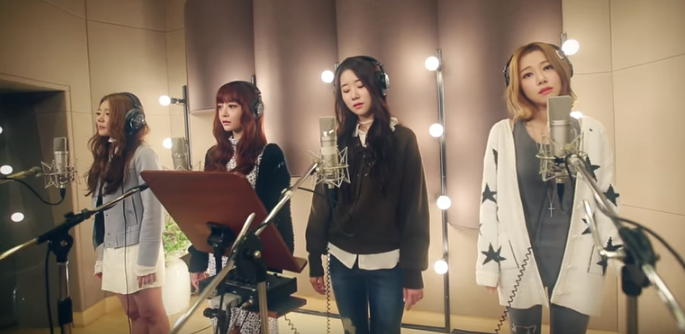 "Melody Day publica MV para ""When It Rains"" (con Ravi de VIXX)"