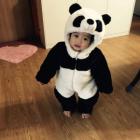 Conozcan a Moa, la linda bebé de la comediante Kim Mi Ryeo