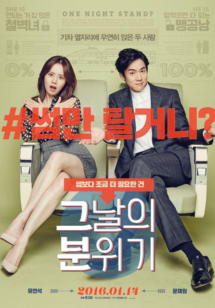 """Se revelan fotos y trailer de la película """"Mood of the Day"""" con Yoo Yeon Seok y Moon Chae Won"""