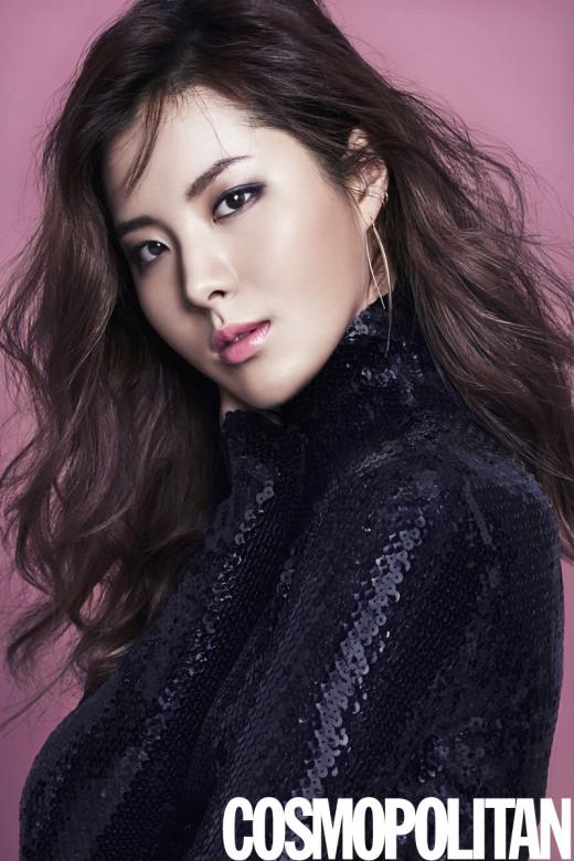 Lim Kim comparte el secreto detrás de su figura
