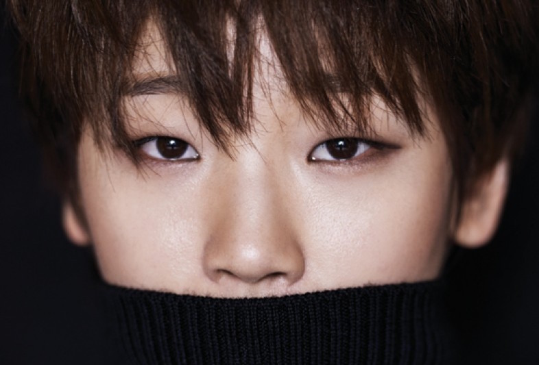 "Park So Dam luce una apariencia natural para ""DAZED Korea"""