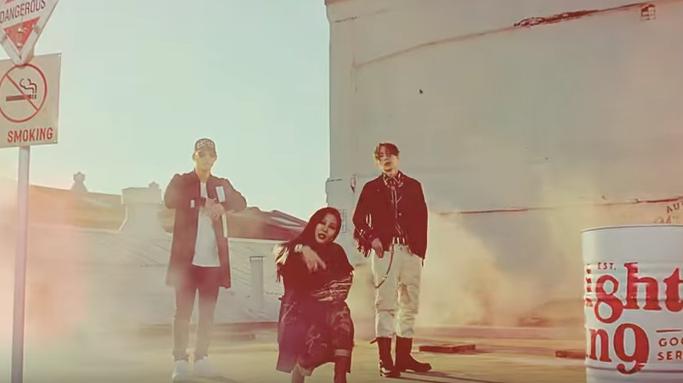 """Lucky J publica dramático teaser para su regreso con """"No Love"""""""