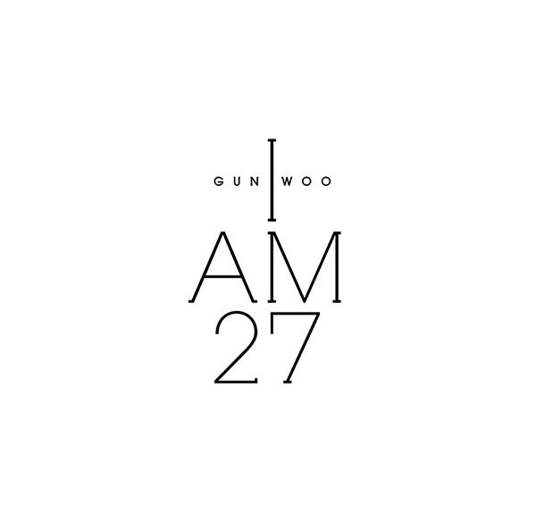 """GunWoo de MYNAME hace su debut en solitario en Japón con """"I AM 27"""""""
