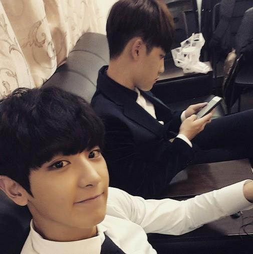 Chanyeol de EXO confuso al desearle a D.O un feliz cumpleaños