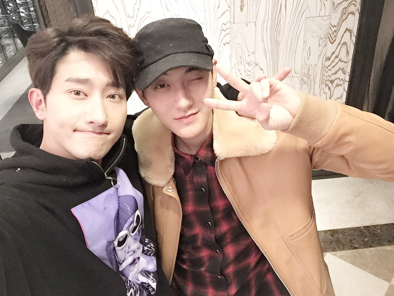 Zhoumi se reúne con Tao
