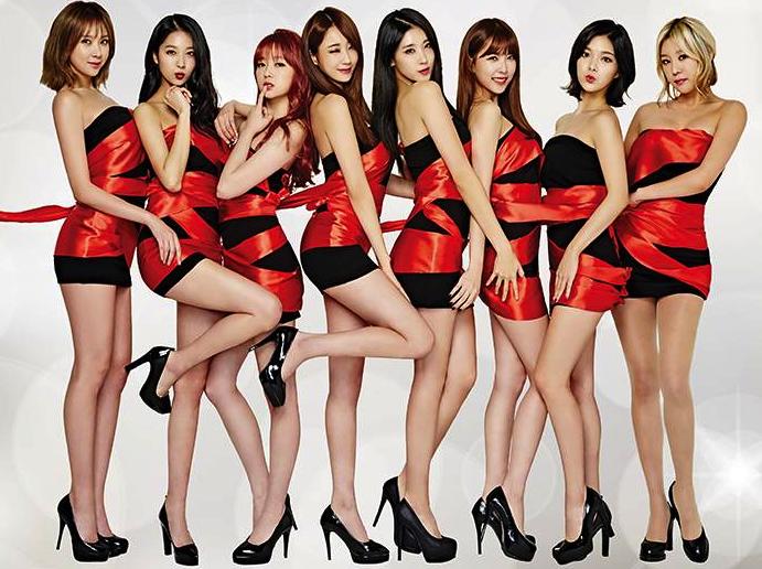 Nine Muses hará su gran regreso en marzo