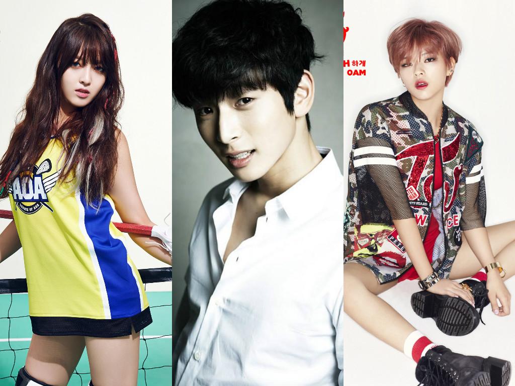 """""""Muscle Queen"""" de KBS tiene un reparto lleno de celebridades"""